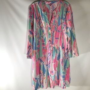 Lilly Pulitzer Dresses - Lilly Pulitzer Sarasota tunic dress